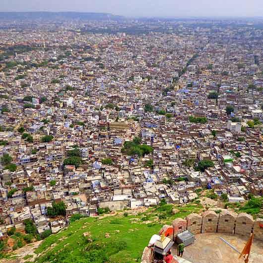 Nahargarh-fort