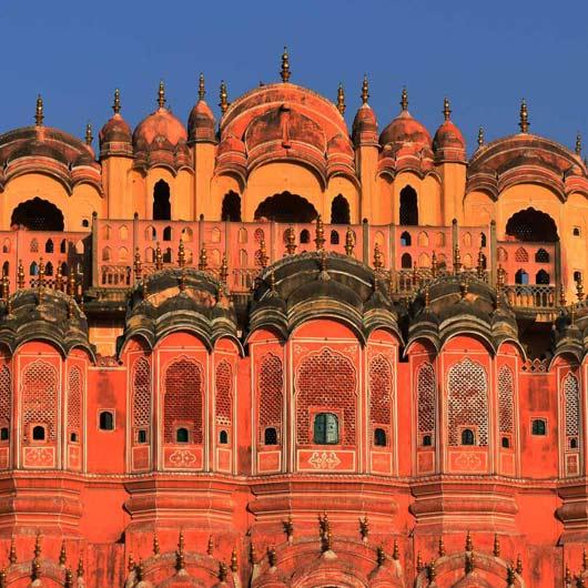 Jaipur-hawa-mahal