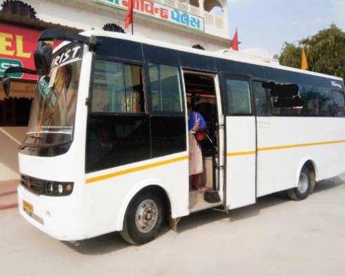 20 Seater Luxury Bus