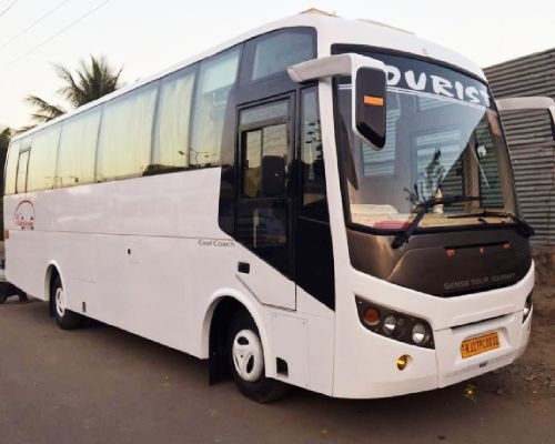 32 35 seater bus on rent