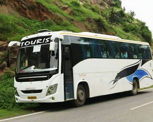 40,41 Seater Bus on Rent