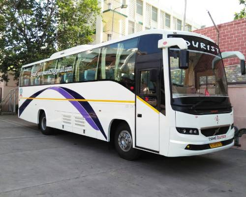45 Seater Luxury Bus