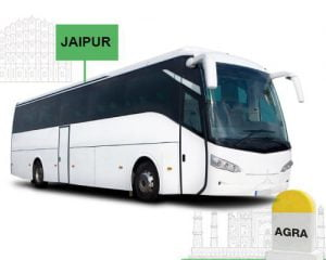 Bus Hire for Outstation in Jaipur