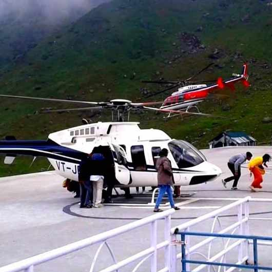 Amarnath-Yatra-By-Helicopter