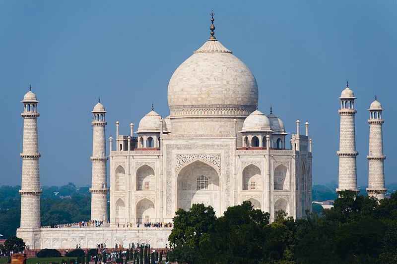 Agra in Uttar Pradesh