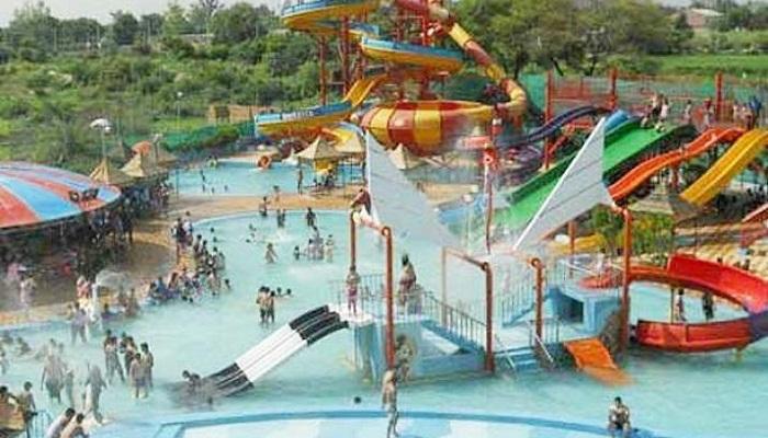 water parks in delhi