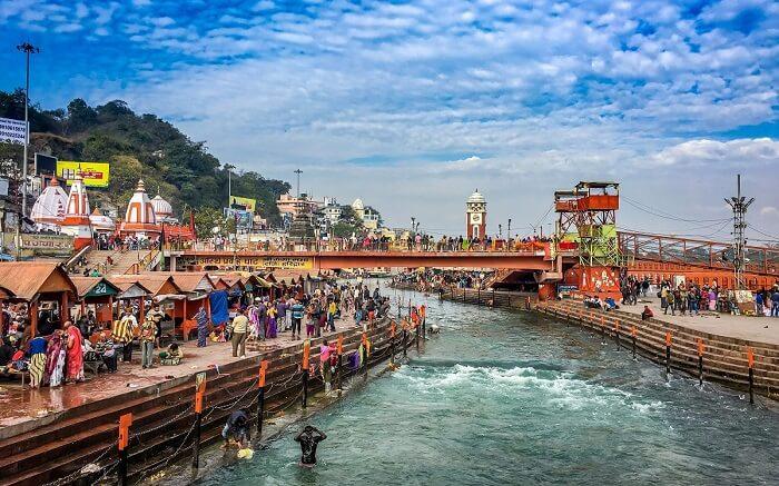 Char Dham Yatra from Haridwar 1