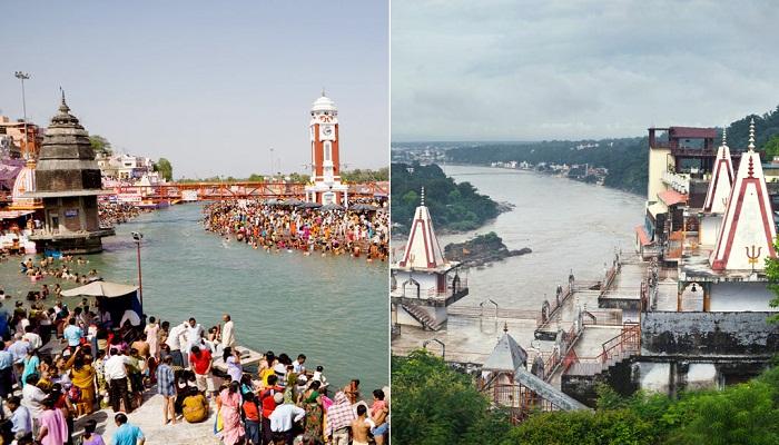 Haridwar and Rishikeesh'
