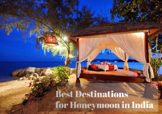 The best honeymoon destination in India