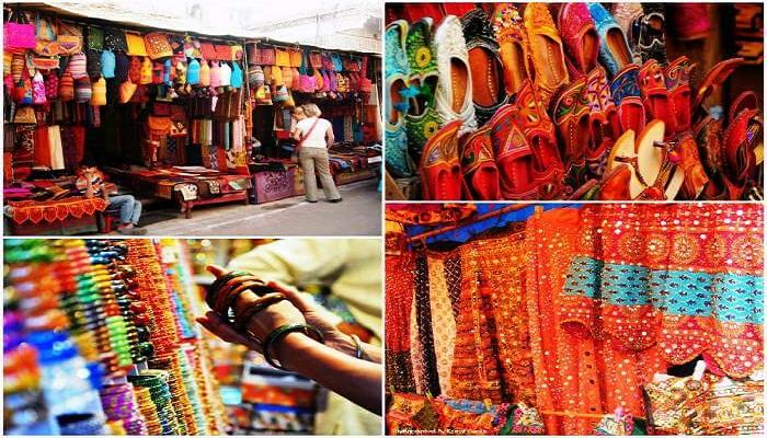 shopping spree in jaipur