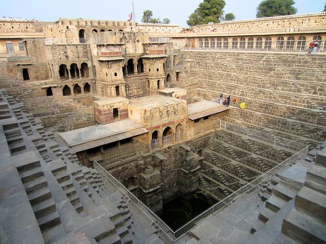 Jaipur Chand Baori Tour