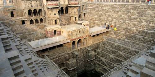 Jaipur Chand Baori tour