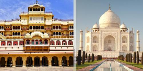 Two Days Jaipur Agra Sightseeing