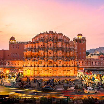 jaipur hawamahal place tour