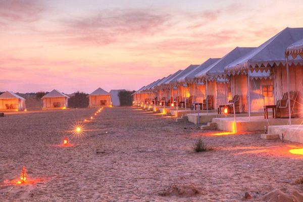 rajasthan Desert Camp jaisalmer