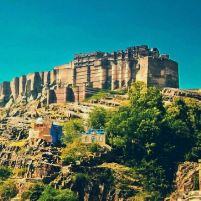 rajasthan tour by car from jodhpur