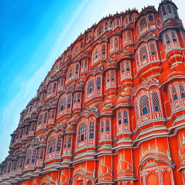 Two days Jaipur sightseeing by Cab