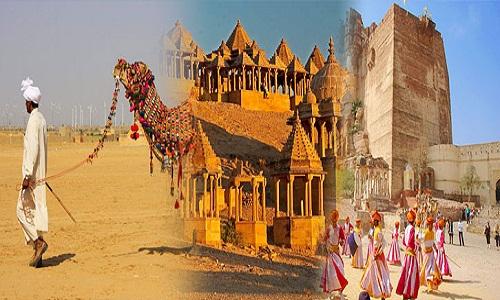 jodhpur and jaisalmer darshan