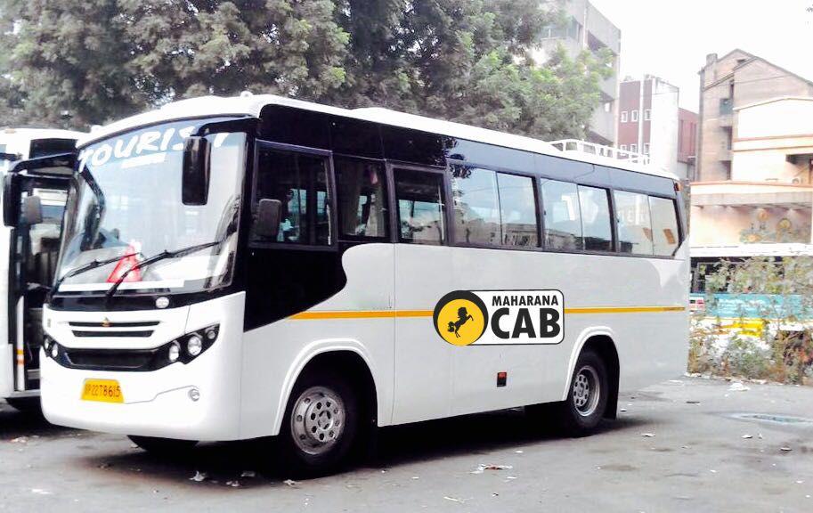 udaipur darshan by buss