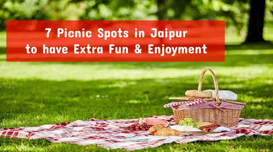 amazing picnic spots in jaipur