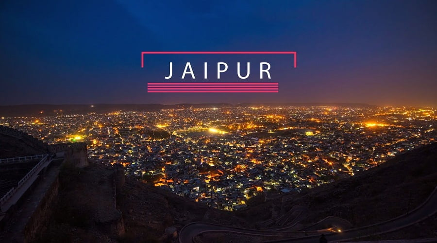 8 Places to visit in Jaipur at Night