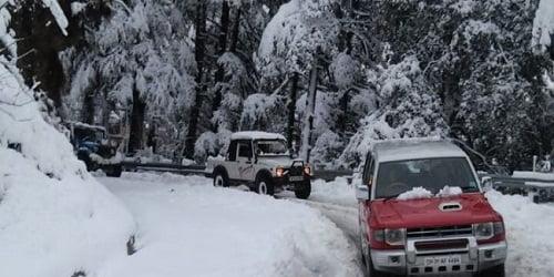 Kullu Manali Sightseeing by Car