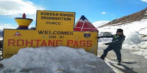 Manali & Rohtang Pass Tour