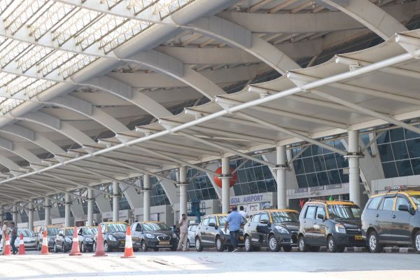 Goa Airport Taxi Hire