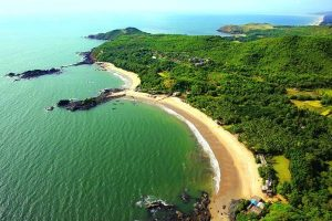 Goa to GoKarna Tour Distance