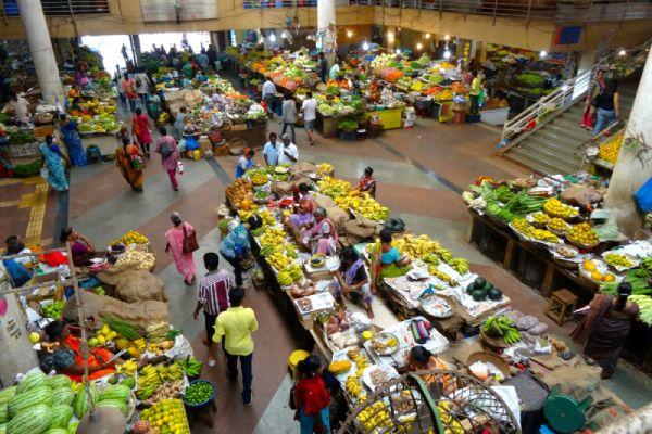 Panjim Market for Shopping