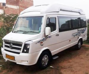 7 Seater Tempo Traveller