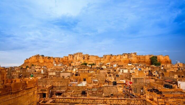 Best Places to celebrate New Year in Rajasthan