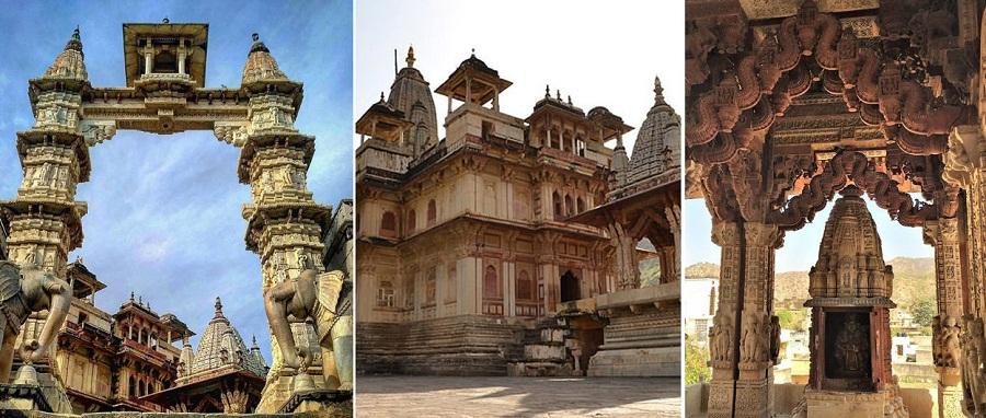 Jagat Shiromani Temple Jaipur