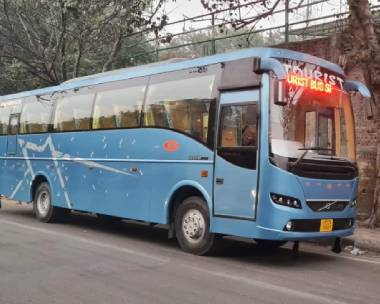 45_seater_bus_rental in jaipur