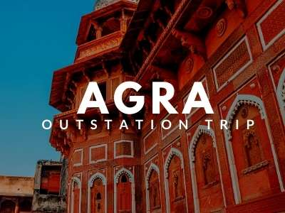 taxi for agra outstation