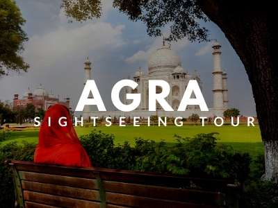 taxi for agra sightseeing