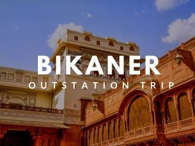 bikaner outstation tour by taxi