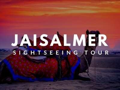 jaisalmer sightseeing TAXI