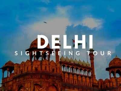 Delhi Sightseeing taxi