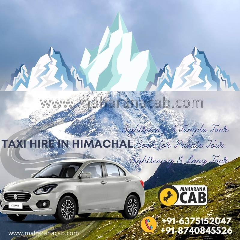 Himachal Car Rental
