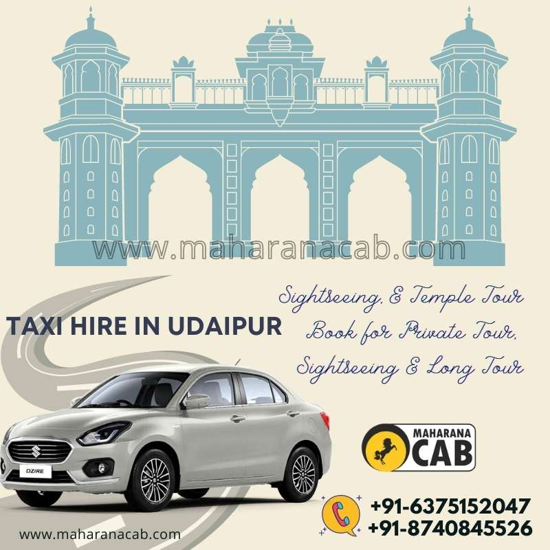 taxi hire in udaipur