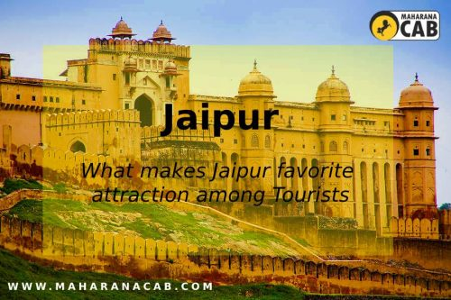 What makes Jaipur favorite attraction